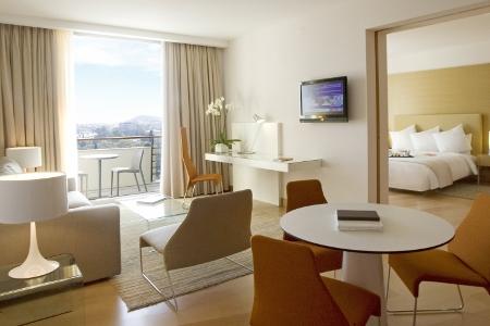 Hilton Athen Doppelzimmer