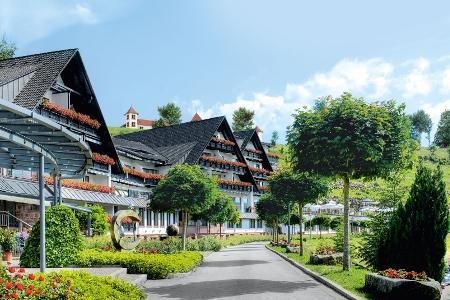 Relais und Châteaux Hotel Dollenberg