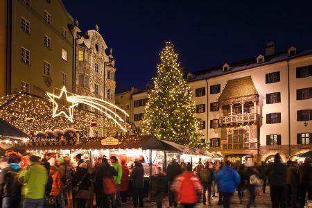 Christkindlmarkt Altstadt Innsbruck