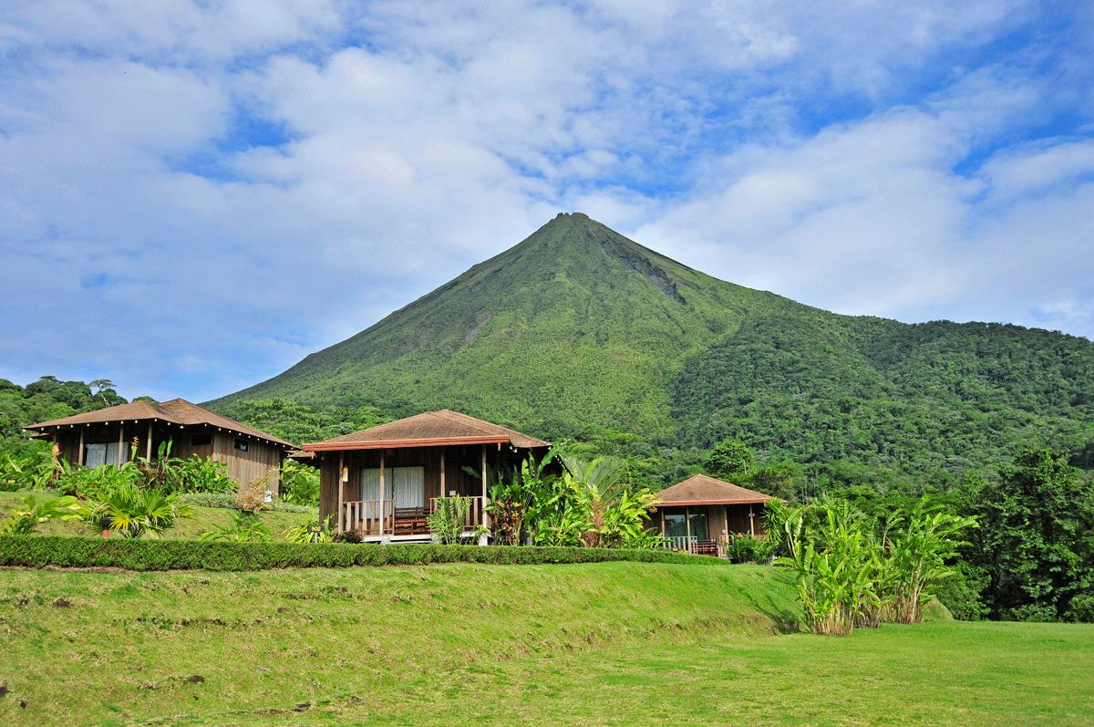 Hotel Lomas del Volcán im Dschungel
