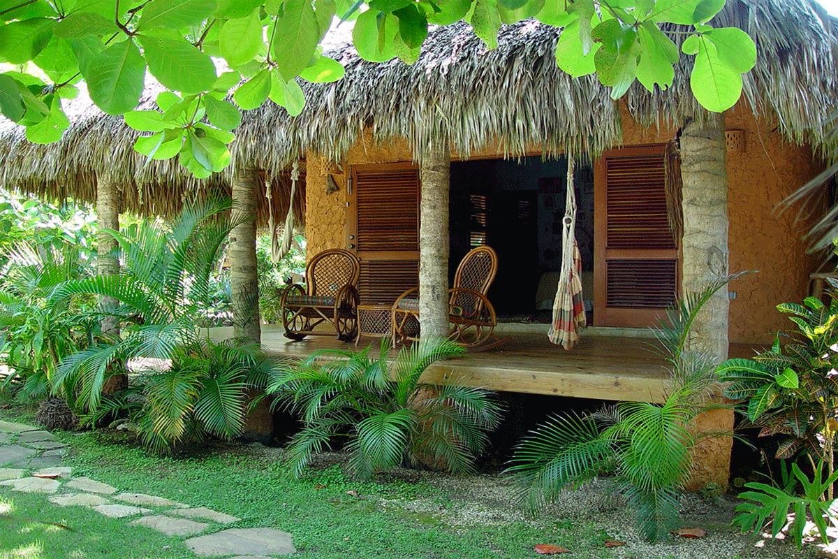 Nature Cabana Boutique Hotel & Spa im Dschungel