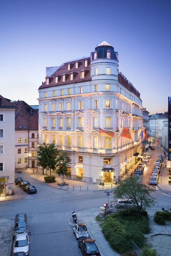 Hotel Mandarin Oriental München