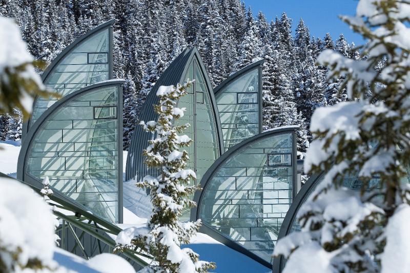 Tschuggen Grand Hotel in Arosa in der Schweiz