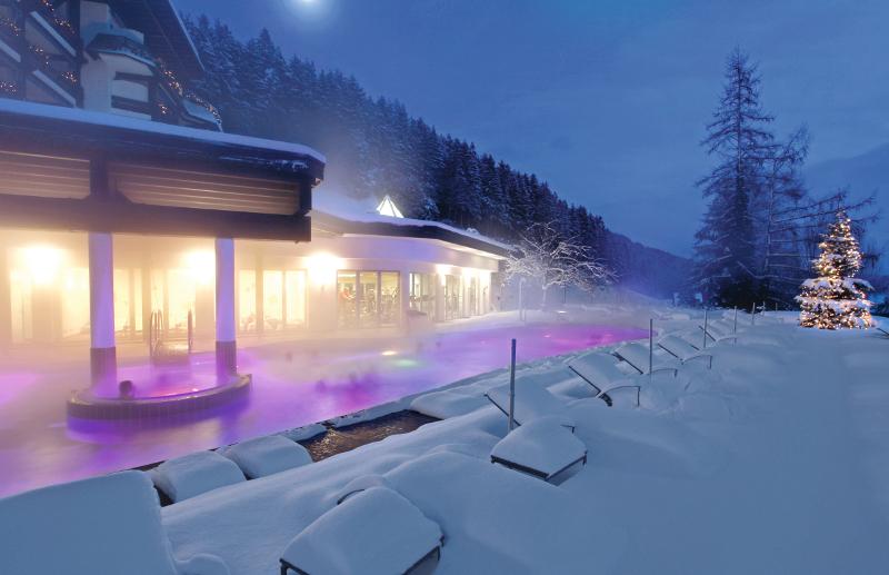 Hotel Traube Tonbach in Baiersbronn.