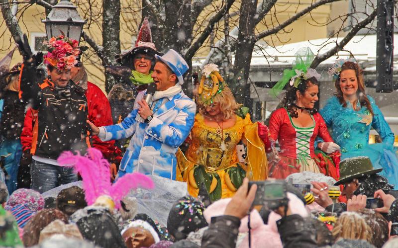 Karneval in München