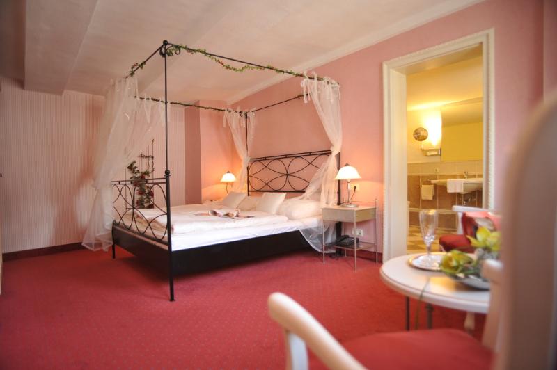 Romantisches Hotel Menzhausen in Uslar