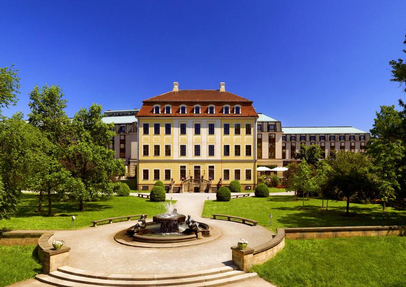 The Westin Bellevue in Dresden