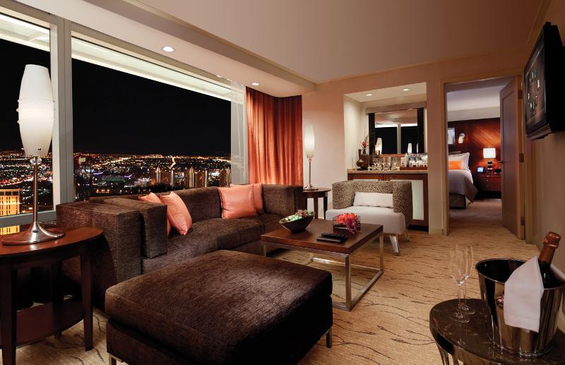 Last Vegas: Eine Suiteansicht des Aria Resorts & Casino