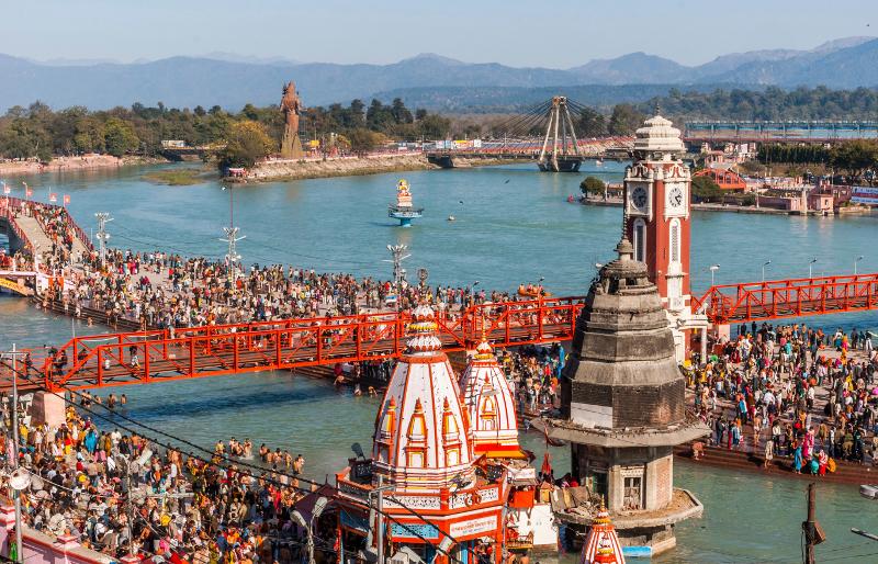 Die indische Pilgerstätte Nashik
