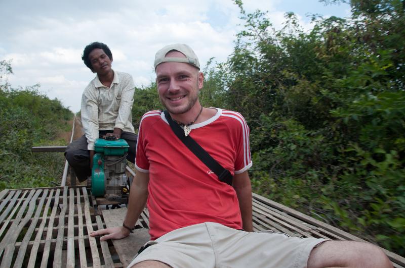 Gerhard vom Andersreisen Blog
