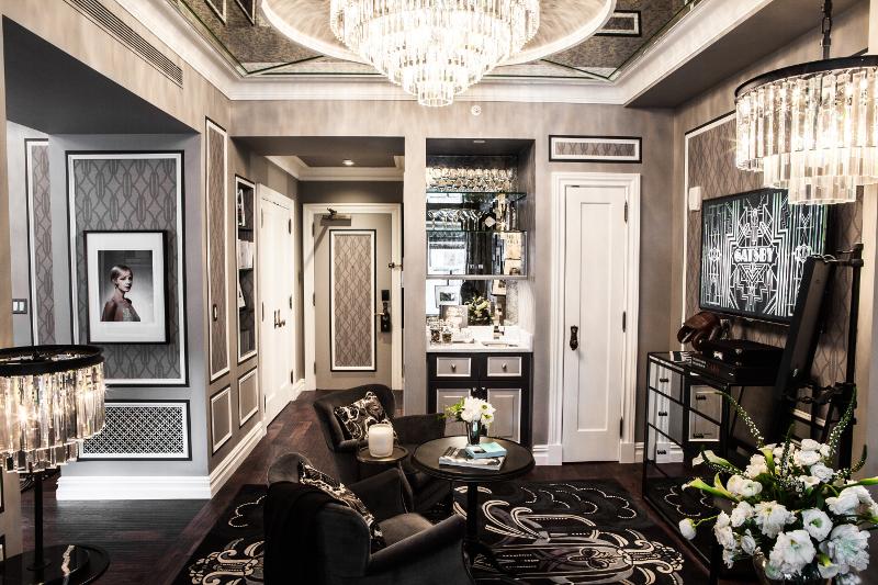 Der Große Gatsby - Blick in eine Suite
