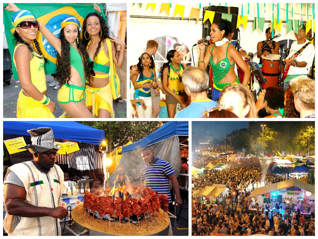 Caliente Festival in der Schweiz