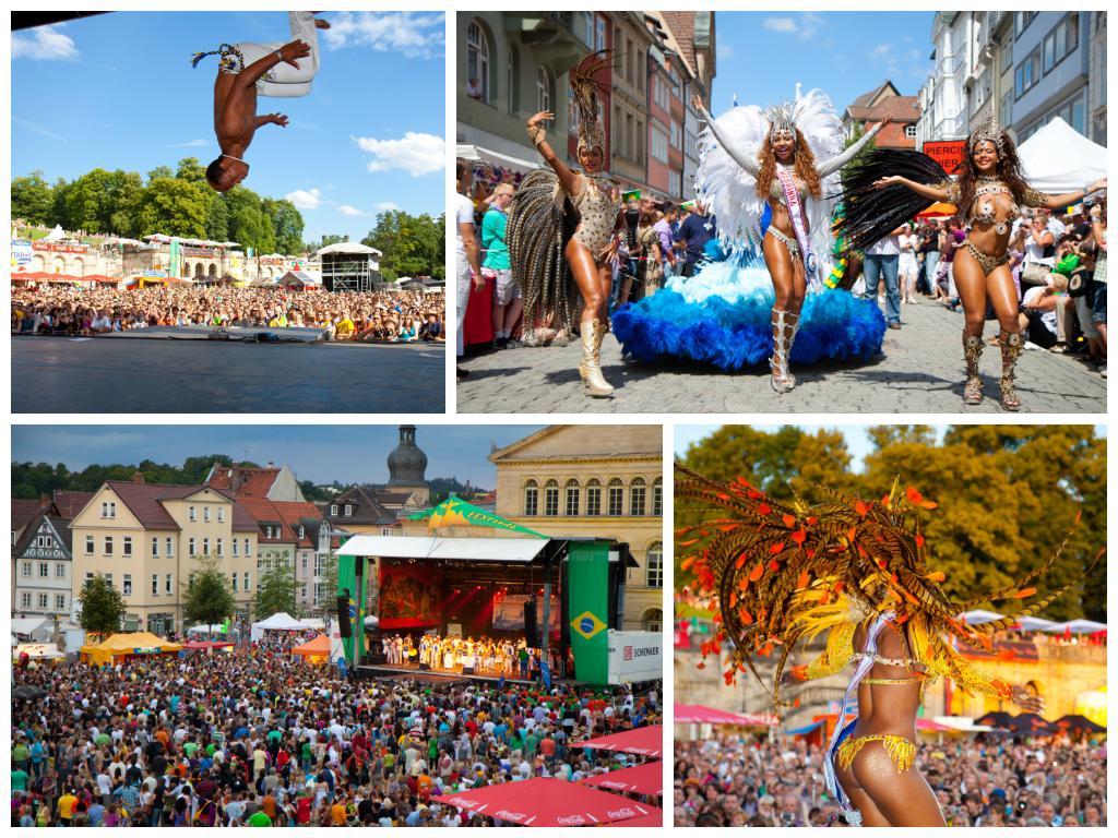 Samba Festival in Coburg