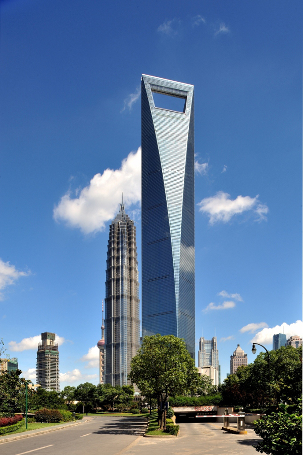 Hotel Park Hyatt in Shanghai