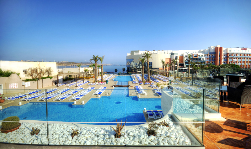 San Antonio Hotel & Spa in St. Paul's Bay, Malta