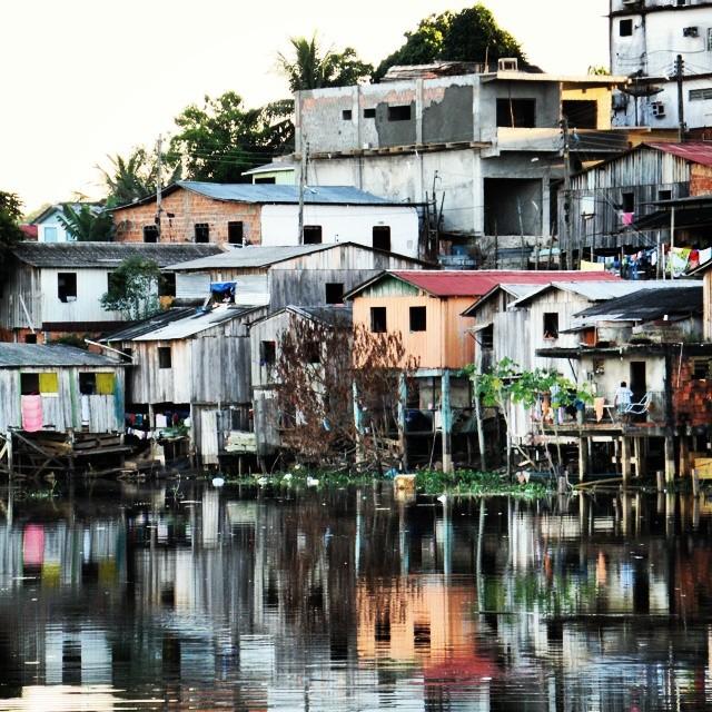 Manaus am Amazonas