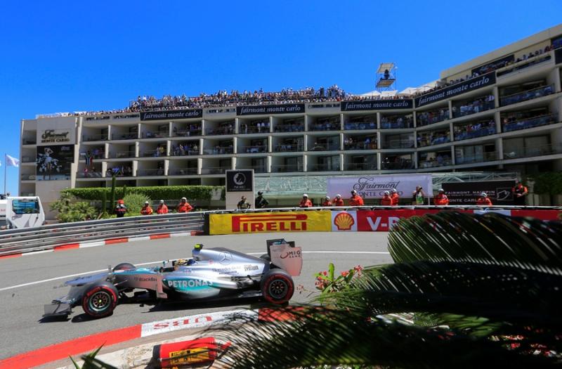 Hotel Fairmont Monte Carlo in Monaco