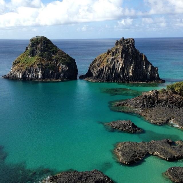 Conceiçao Insel in Brasilien