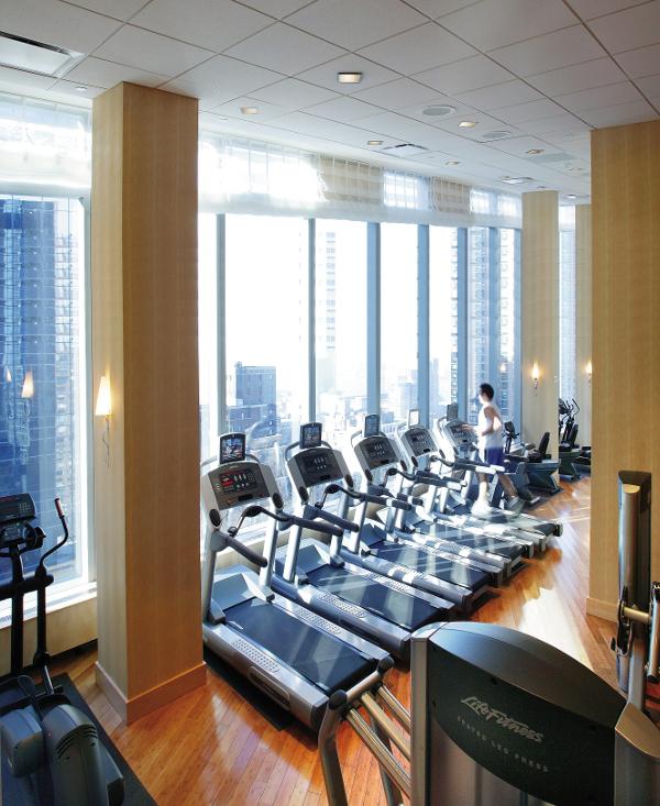 Hotel Mandarin Oriental New York (New York, USA)