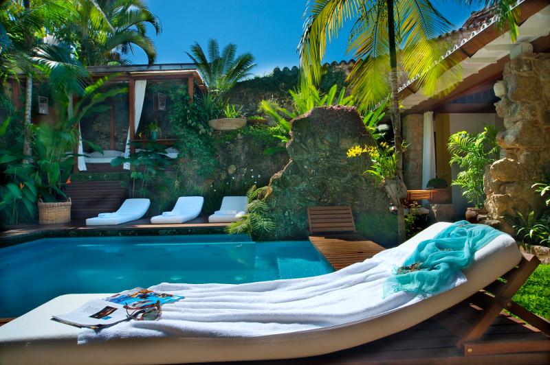 Hotel Casa Turquesa Brasilien