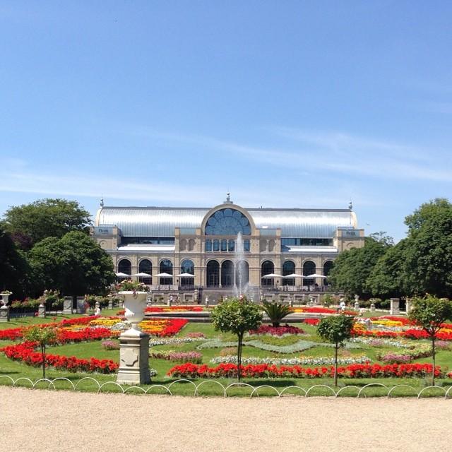 Flora und der Botanische Garten in Köln