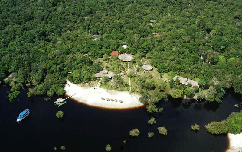 Hotel Amazon EcoPark Jungle Lodge