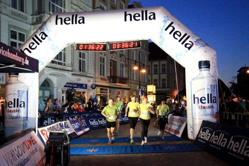 Hella Marathon Nacht Rostock
