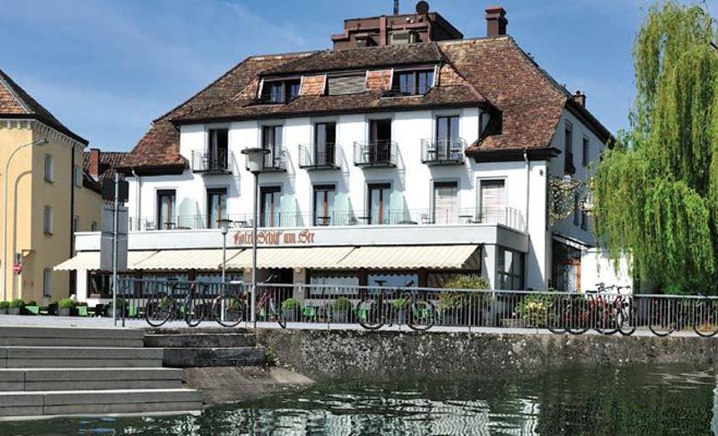 Ringhotel Schiff am See in Konstanz am Bodensee