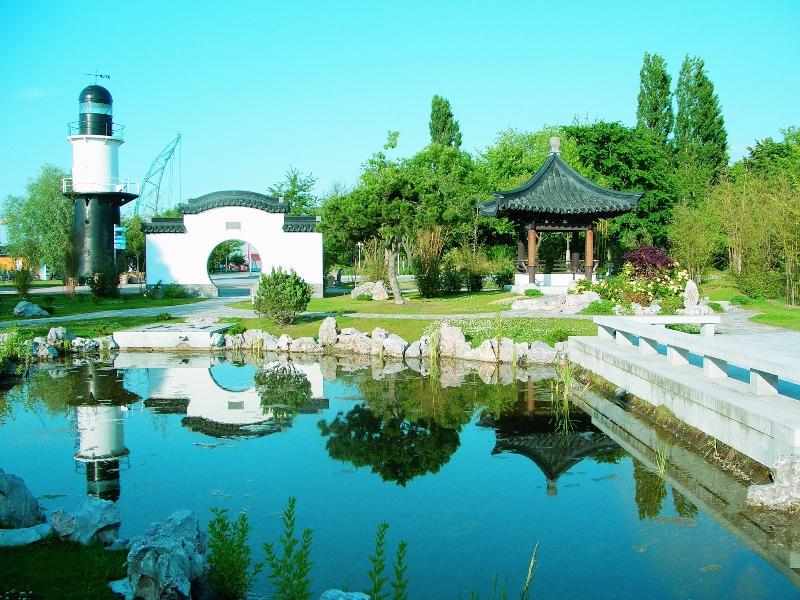 IGA Park in Rostock