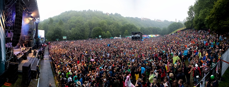 Taubertal Festival in Rothenburg ob der Tauber