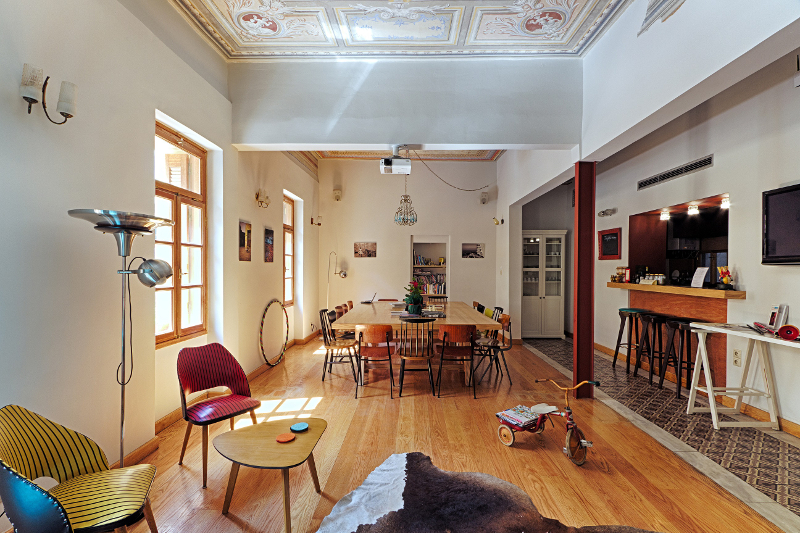 Hotel City Hostel Circus in Athen