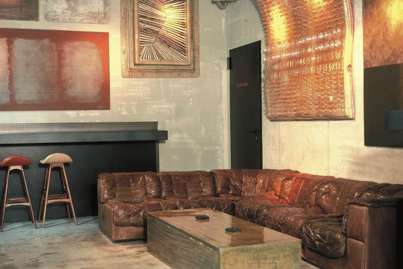 Straf Hotel in Mailand in Italien