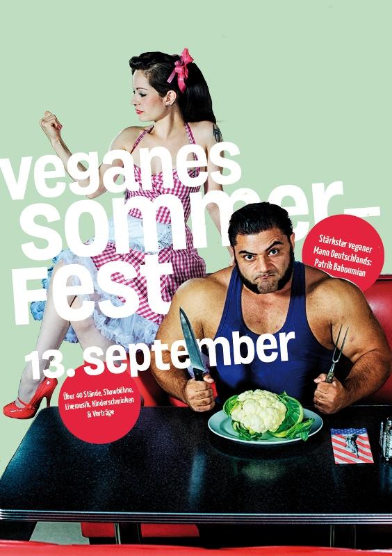 Veganes Sommerfest in Köln