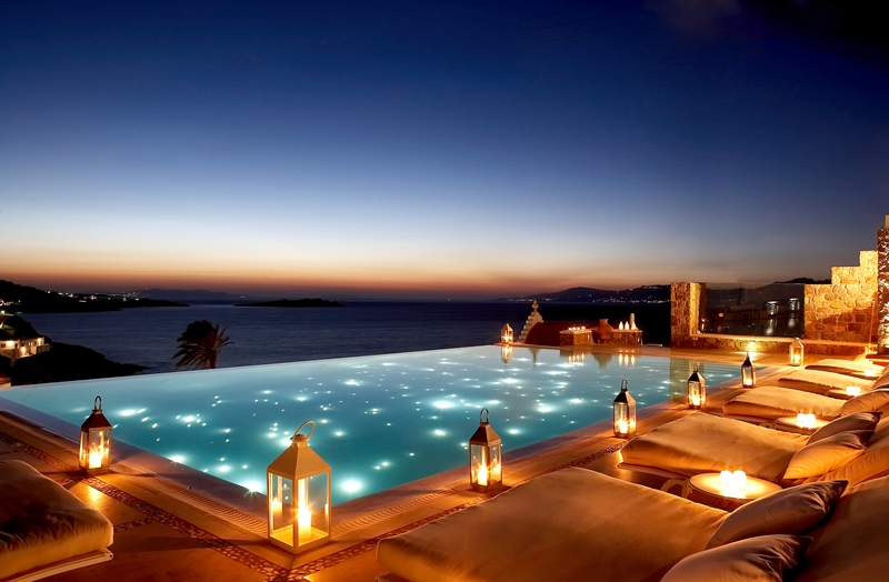 Hotel Bill & Coo Suites and Lounge (Mykonos, Griechenland)