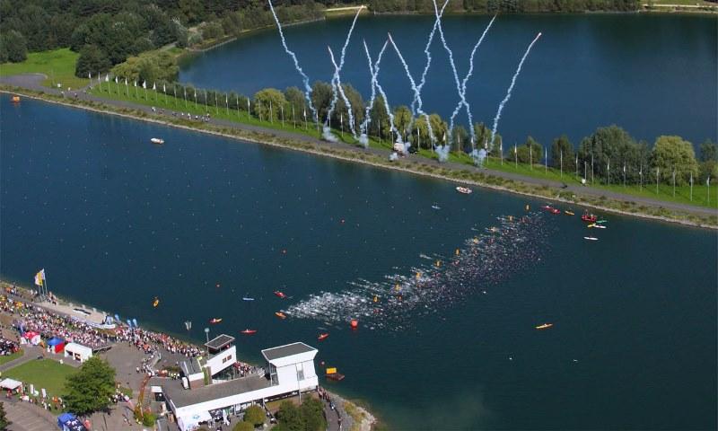 Carglass Cologne Triathlon Weekend