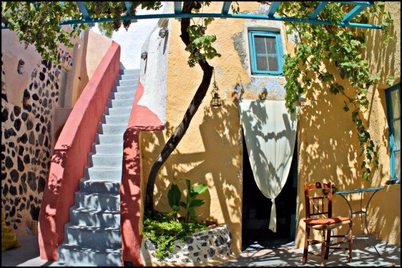 Caveland Hostel in Griechenland