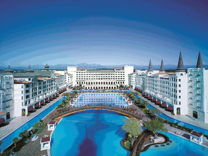 Hotel Mardan Palace in Antalya