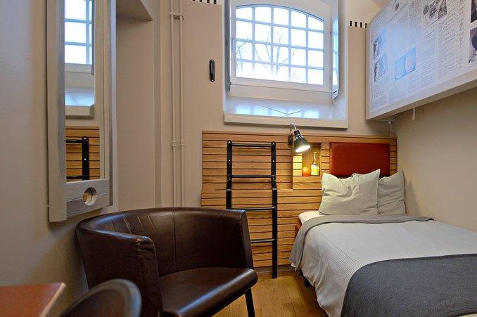 Långholmen Hostel in Schweden