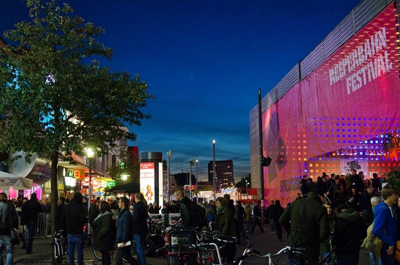 Reeperbahn Festival in Hamburg