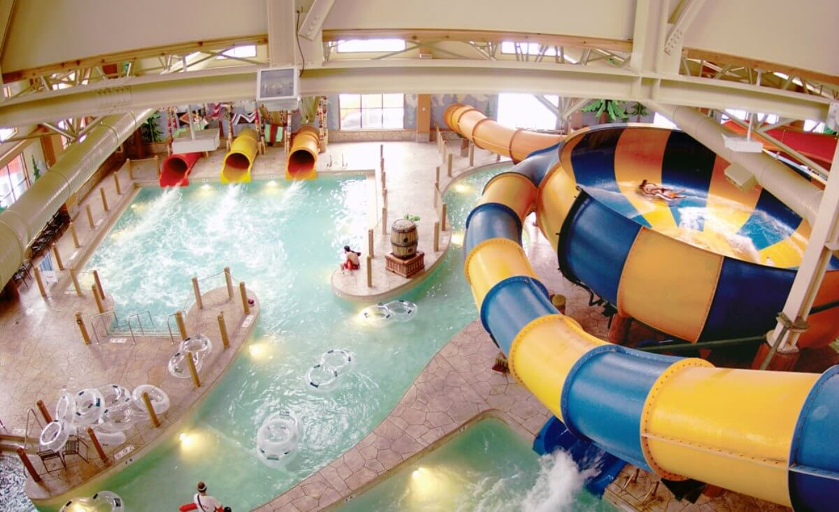 Hotel Great Wolf Lodge Niagara Falls in Ontario