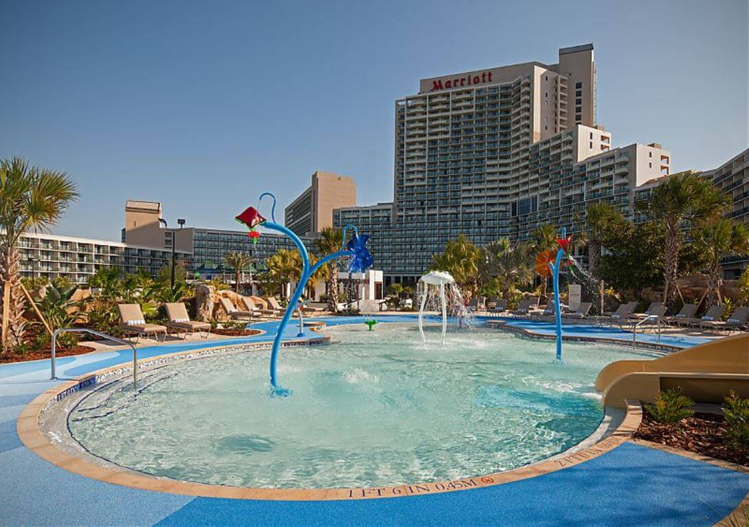 Hotel Orlando World Center Marriott Swimminpool