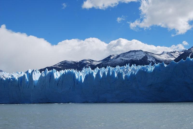 Patagonien Eisplatten Bergwelt