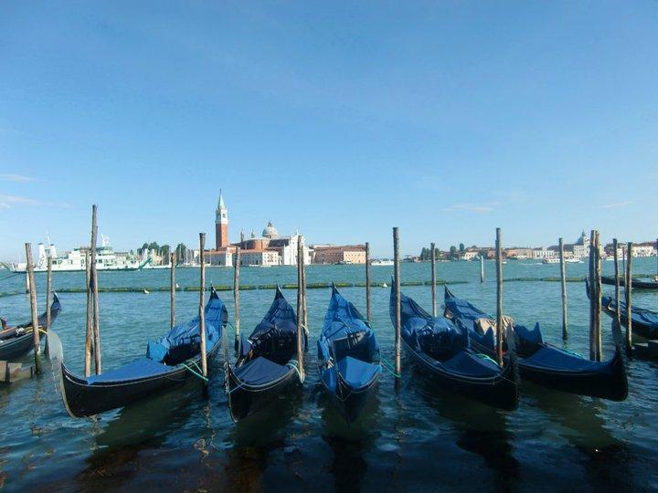 Venedig Italien Gondeln Stadt
