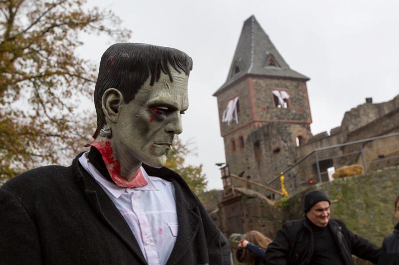 Burg-Frankenstein
