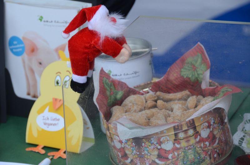 Weihnachtsmarkt Hannover Steintorplat