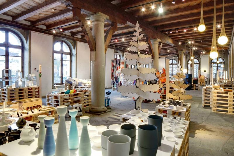 DesignSchenken 2012 Luzern Weihnachtsmarkt