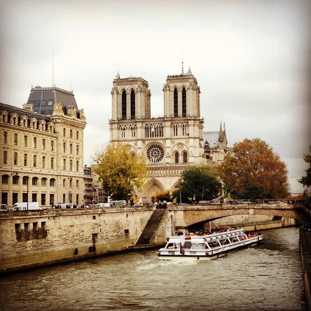 Notre Dame Paris Frankreich