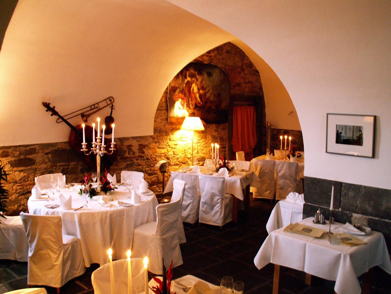 Schloss Engbers Restaurant-Gewölbekeller