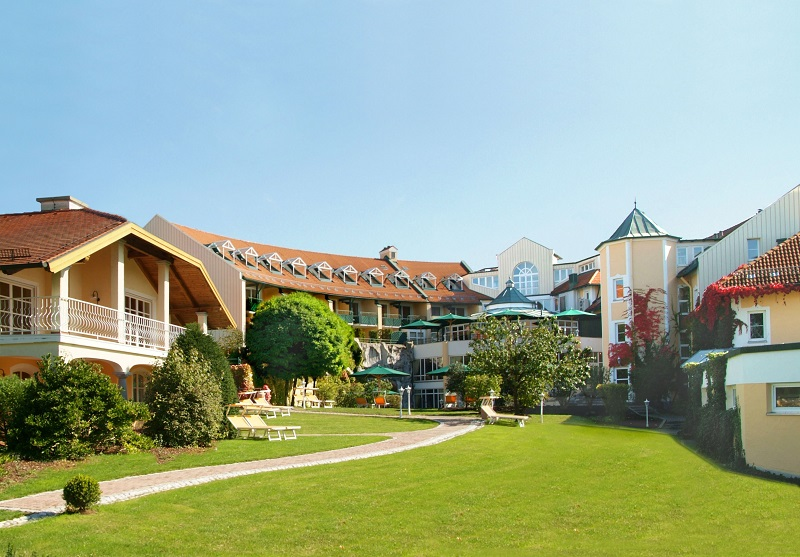 Hotel Columbia Bad Griesbach Feix