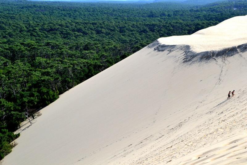 Sanddüne Dune du Pilate